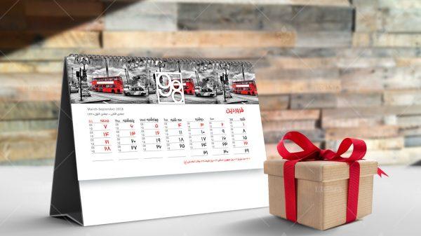 خرید تقویم رومیزی 1400/تقویم رومیزی 1400