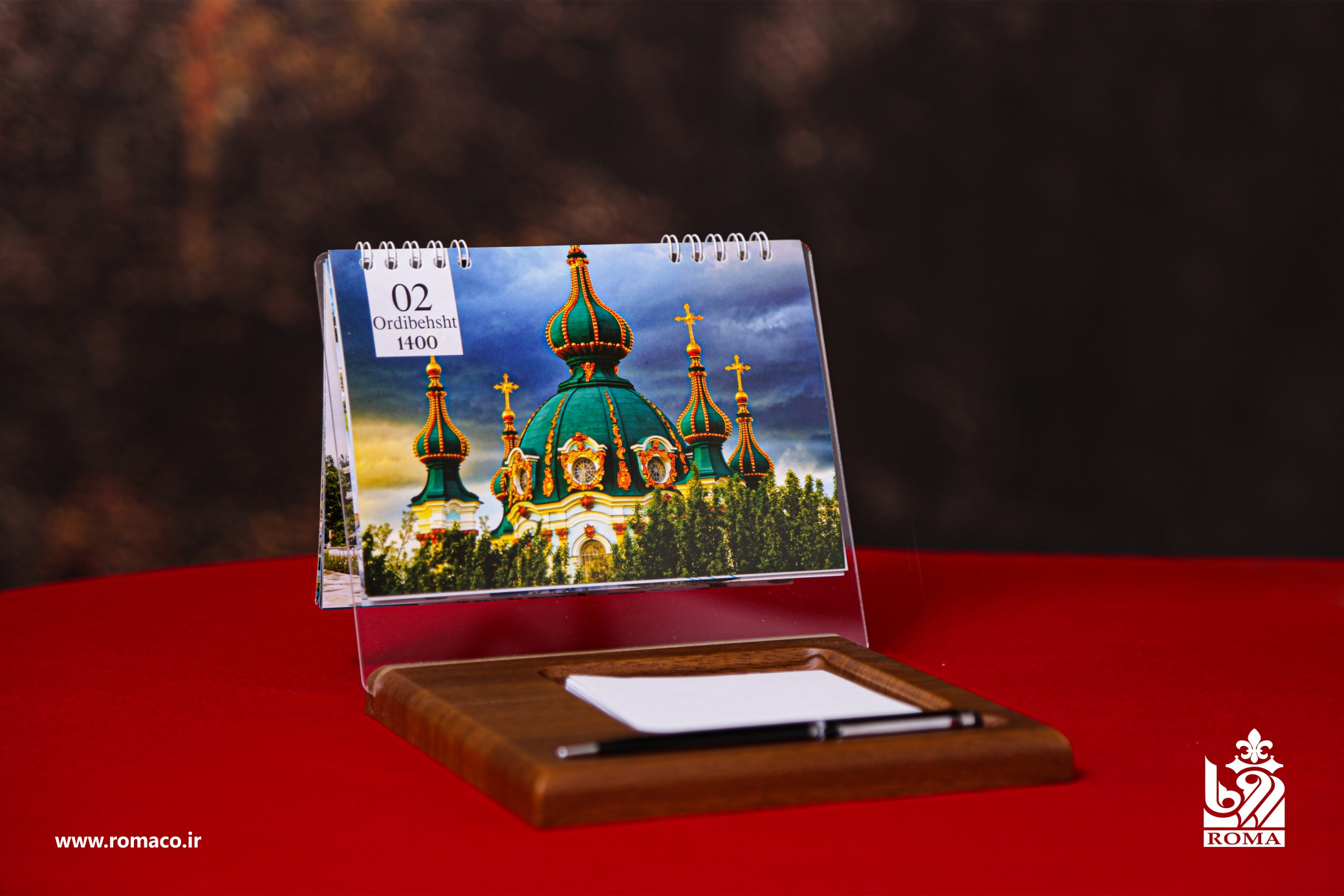 سررسید و تقویم رومیزی اداری   تقویم سال نامه مدل ۱۴۰۰