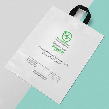 چاپ کیسه پلاستیکی تبلیغاتی